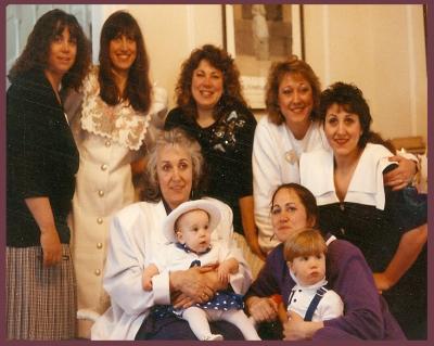 Me & My Sisters & Mom
