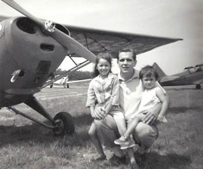 Cindy, Dad & Annie