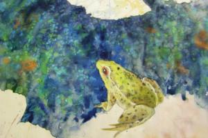 Karin's frog