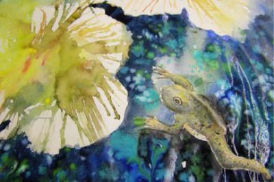 Lorriane's frog
