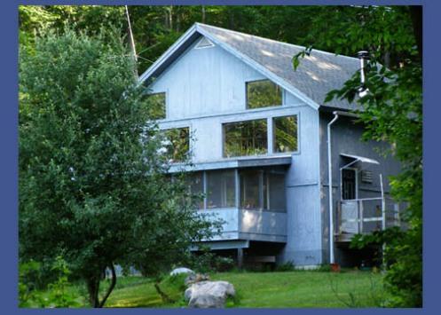 My Vermont  Home