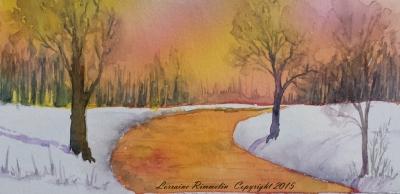 Winter Sunset4