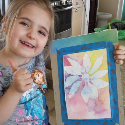 Bri Painting 4-2015E