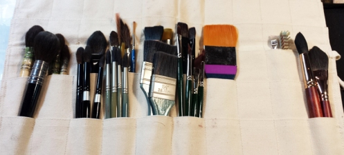 BRUSHES TO GO