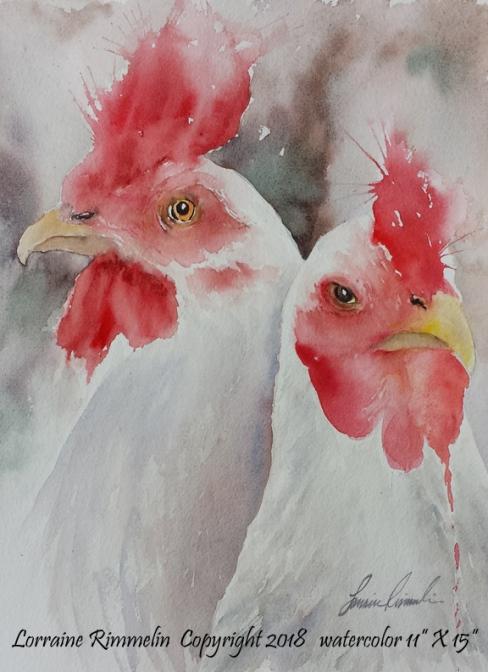 Fabio Chickens 1b