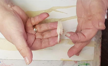 masking with tape 8